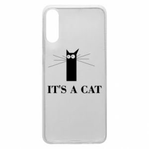 Samsung A70 Case It's a cat