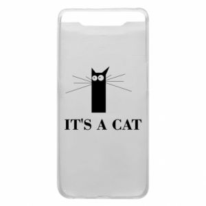 Samsung A80 Case It's a cat