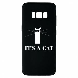 Samsung S8 Case It's a cat