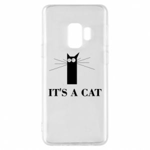 Samsung S9 Case It's a cat