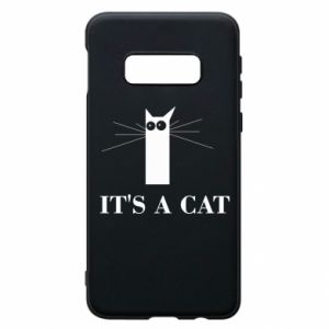 Samsung S10e Case It's a cat