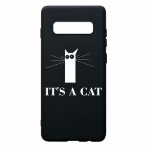 Samsung S10+ Case It's a cat