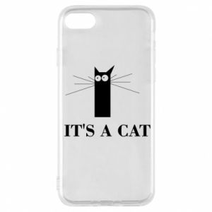 iPhone 7 Case It's a cat