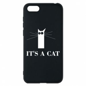 Huawei Y5 2018 Case It's a cat