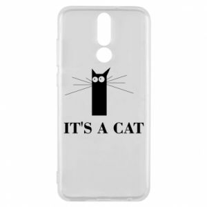Huawei Mate 10 Lite Case It's a cat