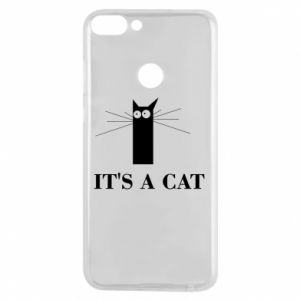 Phone case for Huawei P Smart It's a cat