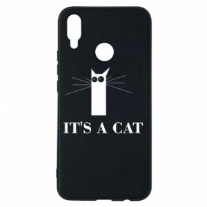 Huawei P Smart Plus Case It's a cat