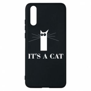 Huawei P20 Case It's a cat