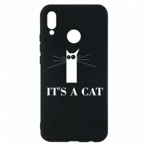 Huawei P20 Lite Case It's a cat