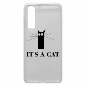 Huawei P30 Case It's a cat