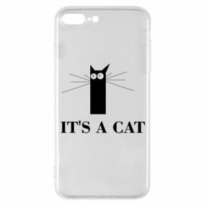 iPhone 7 Plus case It's a cat