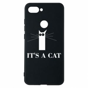 Xiaomi Mi8 Lite Case It's a cat