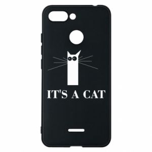 Xiaomi Redmi 6 Case It's a cat