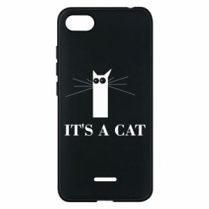 Xiaomi Redmi 6A Case It's a cat