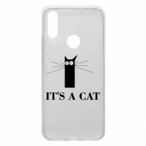 Xiaomi Redmi 7 Case It's a cat