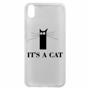 Xiaomi Redmi 7A Case It's a cat
