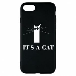 iPhone 8 Case It's a cat