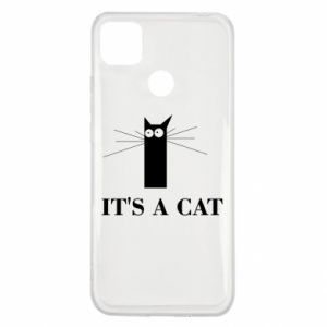 Xiaomi Redmi 9c Case It's a cat