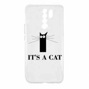 Xiaomi Redmi 9 Case It's a cat