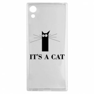 Sony Xperia XA1 Case It's a cat