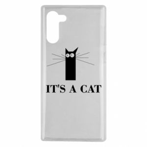 Samsung Note 10 Case It's a cat