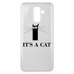 Samsung J8 2018 Case It's a cat