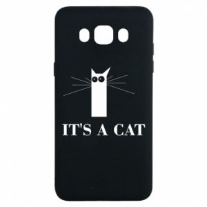 Samsung J7 2016 Case It's a cat
