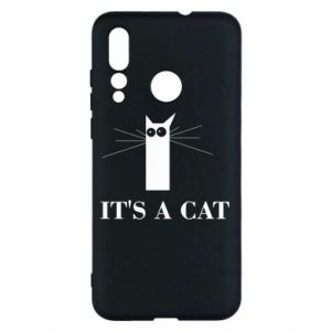Huawei Nova 4 Case It's a cat