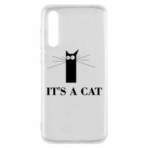 Huawei P20 Pro Case It's a cat