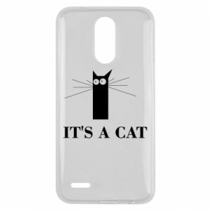 Lg K10 2017 Case It's a cat