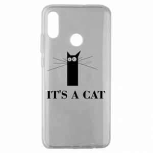 Huawei Honor 10 Lite Case It's a cat