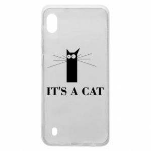 Samsung A10 Case It's a cat