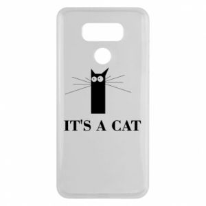 LG G6 Case It's a cat