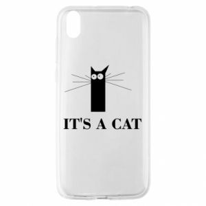 Huawei Y5 2019 Case It's a cat