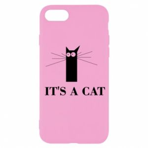 iPhone SE 2020 Case It's a cat