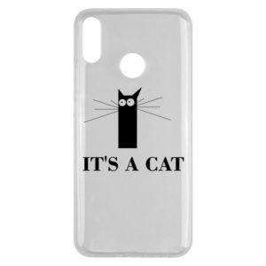 Huawei Y9 2019 Case It's a cat
