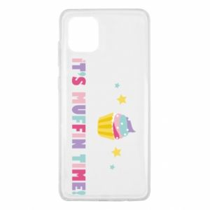 Etui na Samsung Note 10 Lite It's muffin time