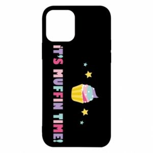 Etui na iPhone 12/12 Pro It's muffin time