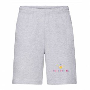 Men's shorts It's muffin time
