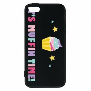Phone case for iPhone 5/5S/SE It's muffin time