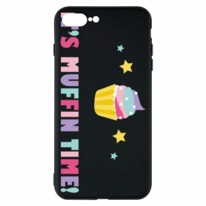 Phone case for iPhone 7 Plus It's muffin time