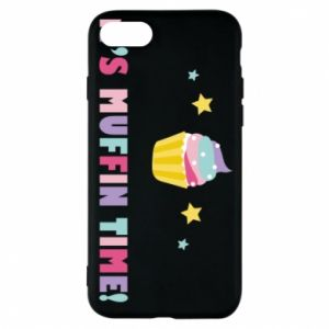 Phone case for iPhone 8 It's muffin time