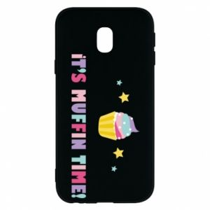 Phone case for Samsung J3 2017 It's muffin time