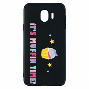 Phone case for Samsung J4 It's muffin time