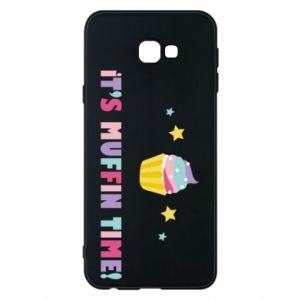Phone case for Samsung J4 Plus 2018 It's muffin time