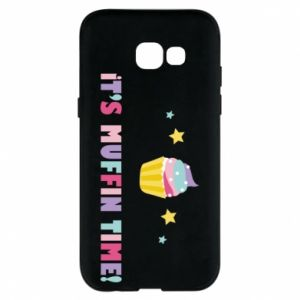 Phone case for Samsung A5 2017 It's muffin time