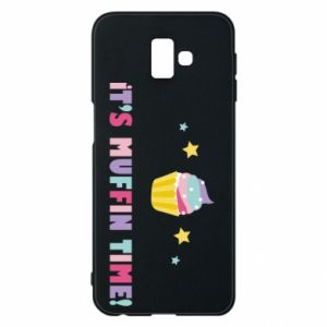 Phone case for Samsung J6 Plus 2018 It's muffin time