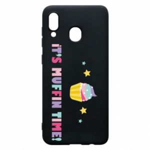 Phone case for Samsung A30 It's muffin time