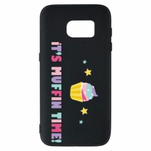 Phone case for Samsung S7 It's muffin time