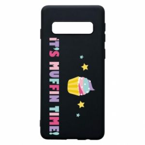Phone case for Samsung S10 It's muffin time